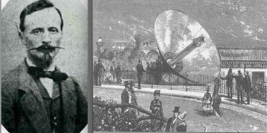 1862 Le concentrateur solaire Mouchot_Paleo_Energetique